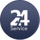 24 hours per day, 7 days a week service for your laboratory equipment!