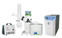 Labtech_rotary_evaporator_system_complete